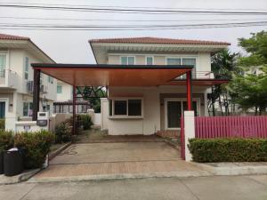 For SaleHouseMahachai Samut Sakhon : 🔥Hot Sale🔥**[home for sale] Supalai Ville Wongwaen-Rama 2