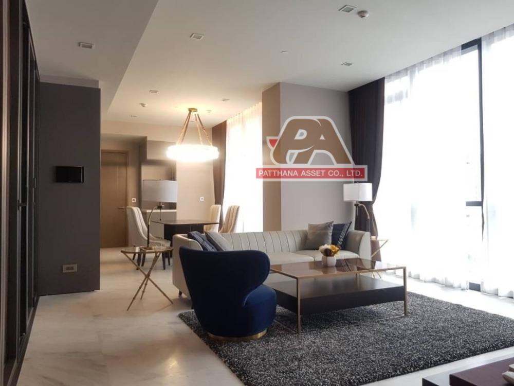 เช่าคอนโดสุขุมวิท อโศก ทองหล่อ : 🔥 🔥 The Monument Thonglor 🔥 🔥FOR RENT 2 Bedroom  125 Sq.m {Pet Friendly}  Special Price !!!!