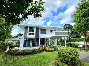 เช่าบ้านลาดพร้าว เซ็นทรัลลาดพร้าว : 6409-263 ให้เช่า บ้าน ลาดพร้าว จตุจักร 4ห้องนอน สวนหน้าบ้านกว้างขวาง ใกล้ MRT ลาดพร้าว