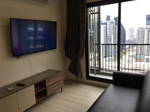For RentCondoRama9, RCA, Petchaburi : Life Asoke 2 bedroom for Rent
