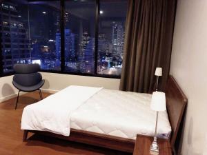 เช่าคอนโดสีลม ศาลาแดง บางรัก : For Rent Condo M Silom luxury style คอนโด เอ็ม สีลม แต่งหรู วิวสวย เพียง 400 เมตรจาก BTS ช่องนนทรี