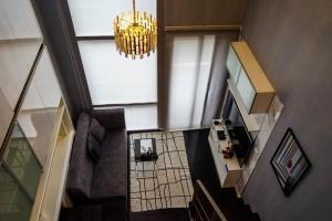 เช่าคอนโดสุขุมวิท อโศก ทองหล่อ : Ideo Morph 38 ห้องสไตล์ Duplex เฟอร์ฯครบ ห้องสวย พร้อมอยู่ ใกล้BTSทองหล่อ เช่าด่วน!! 🔥 For Rent 🔥