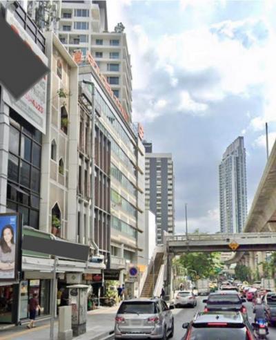 For RentShophouseRatchathewi,Phayathai : 📍อาคารพาณิชย์ BTS พญาไท ติดถนน มีที่จอดรถ