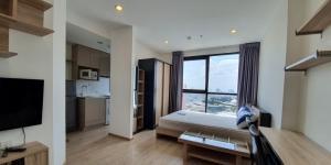 เช่าคอนโดสยาม จุฬา สามย่าน : เช่าด่วน !! ห้องแต่งสวยมาก ชั้นสูงวิวสวย Ideo Q Chula - Samyan