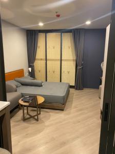 เช่าคอนโดวิภาวดี ดอนเมือง หลักสี่ : เช่าด่วน !! ห้องแต่งสวยมาก ห้องกว้าง The Base Saphanmai