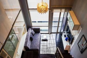 เช่าคอนโดสุขุมวิท อโศก ทองหล่อ : เช่าด่วน !! ห้องแต่งสวยมาก ห้องกว้าง Ideo Morph 38