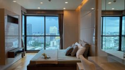 For RentCondoSathorn, Narathiwat : ✨Best Offer! For Rent Stylish 1 Bed The Address Sathorn, St. Louis  BTS ✨