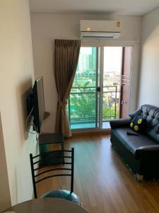 For RentCondoRama3 (Riverside),Satupadit : Condo for rent, Lumpini Place Ratchada-Sathu, near Central Plaza Rama 3.