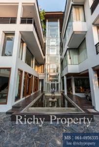 For SaleHouseSukhumvit, Asoke, Thonglor : HC034 House for sale Sukhumvit 21 (Asoke) prime location in the heart of CBD Luxury House For Sale Sukhumvit 21