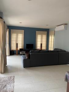 For RentHouseNawamin, Ramindra : 2 storey detached house for rent, Watcharaphon, Ramintra, near the expressway (Raminthra-At Narong)