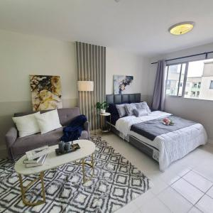 For SaleCondoOnnut, Udomsuk : W0824 Condo for sale, Lumpini Center Sukhumvit 77, Size 28 sq.m. , Building A, 9th floor, Fully furnished