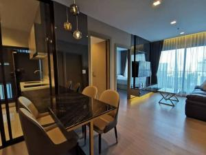 เช่าคอนโดพระราม 9 เพชรบุรีตัดใหม่ : 🔥 ให้เช่าคอนโด 2 ห้องนอน 2 ห้องน้ำ Life asoke rama9 ตกแต่งสวยหรู ชั้นสูง พร้อมเข้าอยู่ได้เลย