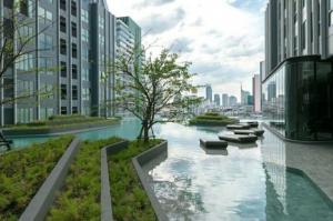 For RentCondoSiam Paragon ,Chulalongkorn,Samyan : Ideo Q Chula-Samyan  Size 33 Sq.m. 1 bedroom **Fully furnished, Ready to move**