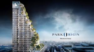ขายดาวน์คอนโดราชเทวี พญาไท : ขายดาวน์คอนโด พาร์ค ออริจิ้น พญาไท (Park Origin Phayathai) 1 Bedroom plus 35.80 ตร.ม. ชั้น 6 (เจ้าของขายเอง)