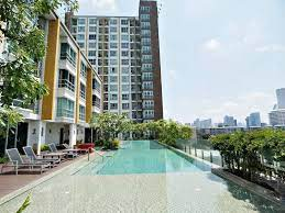 For RentCondoRatchadapisek, Huaikwang, Suttisan : U Delight @ Huay Kwang Station For Rent plz add us at Line ID: @condo789 (with @ too)
