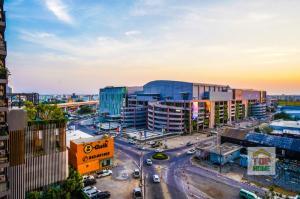 For RentCondoKhon Kaen : Condo for rent The BASE Hieght Khonkaen 9,500 ID newtopcenter 0985856468