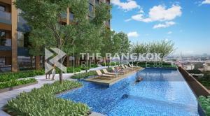 For SaleCondoRama9, New Petchburi, RCA : 2 Bedroom Hot Deal! Lumpini Suite Phetchaburi - Makkasan @4.5 MB - Best Location Near MRT Phetchaburi