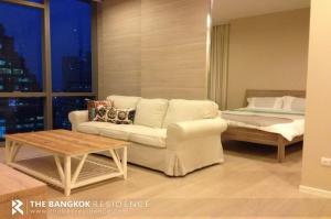 For SaleCondoSukhumvit, Asoke, Thonglor : Hot Price!! The Room Sukhumvit 21 @8.9 MB  - Fully furnished High Floor 15+ Near BTS Asoke