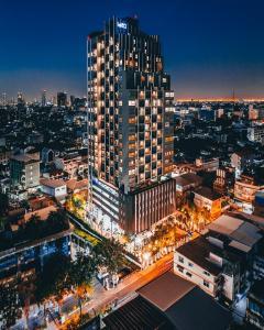 เช่าคอนโดรัชดา ห้วยขวาง : AL-I061R11430 For Rent Ideo Ratchada-Suttisan 28.5 Sq.m. Studio 450 ม. จาก MRT สุทธิสาร ราคาโปรโมชั่นแอดไลน์