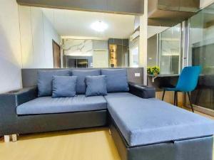 เช่าคอนโดพระราม 9 เพชรบุรีตัดใหม่ : ปล่อยเช่าคอนโดค่ะ📍 Supalai Veranda Rama 9ชั้น 12A อาคาร A ห้องขนาด 38 ตร.ม. 1 ห้องนอน 1 ห้องน้ำ 1ห้องครัว