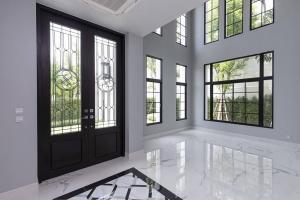 ขายบ้านพัฒนาการ ศรีนครินทร์ : ขายบ้านเดี่ยว super luxury 4ห้องนอน ถนนพัฒนาการ