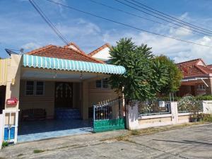 For SaleHousePattaya, Bangsaen, Chonburi : Single-House near Assumption School Sriracha with 9 m front road