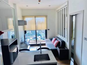 For RentCondoOnnut, Udomsuk : Wyne Sukhumvit for rent, 1 bedroom, 1 bathroom, size 30 sqm., 26th floor.