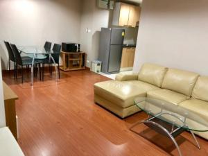 For RentCondoRama9, RCA, Petchaburi : ให้เช่า คอนโด Belle Grand Rama 9 พร้อมอยู่ ขนาด  1 ห้องนอน พร้อมอยู่