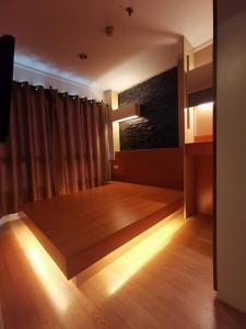 For RentCondoRattanathibet, Sanambinna : Condo for rent, Lumpini Ville Pibulsongkram Riverview, high floor, river view