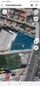 For SaleLandRama 2, Bang Khun Thian : Land for sale 678.30 sq.wa., corner plot, Rama 2, Bang Khun Thian - Chay Talay Road, Soi Thian Thale 24