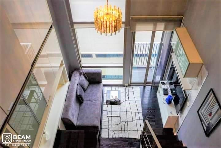 For RentCondoSukhumvit, Asoke, Thonglor : ID046_W 🐶 IDEO MORPH 🐕🦺 Duplex condo, pets allowed.