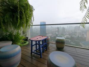 For SaleCondoSathorn, Narathiwat : Sell The Sukhothai Residences 2 Bedrooms High Floor Lumpini View