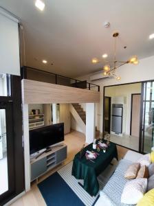 For RentCondoRama9, RCA, Petchaburi : Condo for rent :    ChewathaiResidenceAsoke   (( MRT rama 9 Station )) MK-02