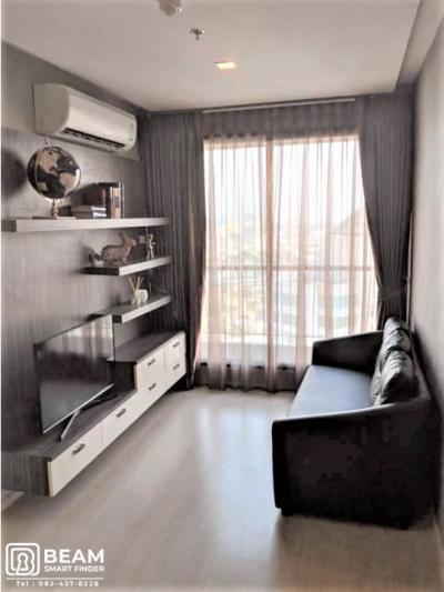 เช่าคอนโดอ่อนนุช อุดมสุข : RT020_W  RHYTHM SUKHUMVIT 44/1  2 ห้องนอน 1 ห้องน้ำ คอนโดหรูHigh Rise