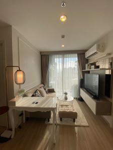 For RentCondoOnnut, Udomsuk : 🔥Artemis Sukhumvit 77🔥 Type 2 Bedroom /45 sqm /25 th floor ,Nicely decorated , ready to move in //@Friendcondo