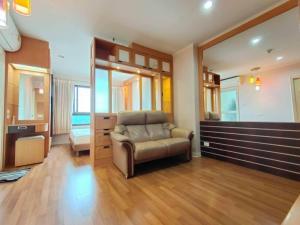 ขายคอนโดสะพานควาย จตุจักร : Y24170821 ขาย/For Sale Condo Lumpini Place Phahol - Saphankhwai (ลุมพินี เพลส พหล-สะพานควาย) ห้องสตูดิโอ 30ตร.ม ห้องสวย เฟอร์ครบ พร้อมอยู่