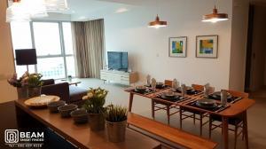 For RentCondoWongwianyai, Charoennakor : RI001_P💖The River💖**Beautiful room, fully furnished, ready to move in**Chao Phraya River view😍