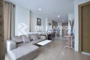 For RentCondoRatchadapisek, Huaikwang, Suttisan : Minimal Hot Price!! 10+ High Floor Condo for Rent Near MRT Huai Khwang - RHYTHM Ratchada-Huaikhwang @18,000 Baht/Month