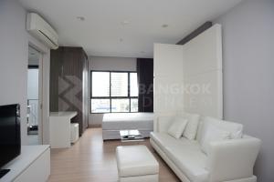 For RentCondoWongwianyai, Charoennakor : Hot Price!!  Urbano Absolute Sathon-Taksin @ 11,000 Baht/Month - Floor 12A Near BTS Krung Thon Buri