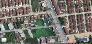 ขายที่ดินนครปฐม พุทธมณฑล ศาลายา : ขาย ที่ดินเปล่า ติดถนนดาวทอง 20 เมตร จากถนนมหิดล-คลองโยง
