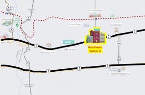 ขายตึกแถว อาคารพาณิชย์โคราช เขาใหญ่ ปากช่อง : ขายตึกแถว 3 ชั้น 2คูหา ทำเลดี ติดชุมชน มีที่จอดรถ  ต.กลางดง อ.ปากช่อง จ.นครราชสีมา ติดถนนมิตรภาพ (ทางหลวงหมายเลข2)  มีห้องเช่า 10 ห้อง 4ห้องน้ำ การันตีรายได้ 20,000+บาท/ต่อเดือน (สามารถกันห้องเพิ่มได้อีก4-5ห้อง)