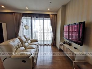เช่าคอนโดราชเทวี พญาไท : RENT !! Condo M PHYATHAI, BTS Victory Monument, 1 Bed, Floor 12a, 44 sq.m., Rent 22,000 .-