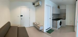 For RentCondoSamrong, Samut Prakan : SC_01070 Condo for rent Aspire Erawan, BTS Erawan