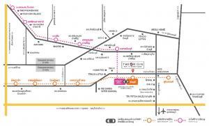 ขายดาวน์คอนโดมีนบุรี-ร่มเกล้า : ขายดาวน์ 💸เท่าทุน💰 The origin Ram209 Interchange with BTS (2 lines)🚈