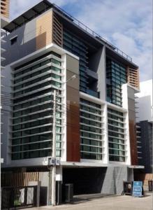 เช่าสำนักงานลาดพร้าว101 แฮปปี้แลนด์ : ให้เช่าสำนักงาน 5 ชั้น ย่านเลียบด่วน บางกะปิ The Primary ลาดพร้าว 101 ห้องมุม ลิฟท์โดยสารส่วนตัว