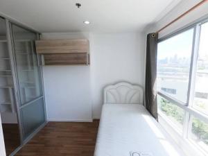 ขายคอนโดพระราม 9 เพชรบุรีตัดใหม่ : ขาย ลุมพินี พาร์ค พระราม9 lumpini park rama 9 ตึกB ชั้น7 26ตรม. ห้องสภาพใหม่มาก วิวสวน ราคา 2,000,000