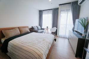 For RentCondoSukhumvit, Asoke, Thonglor : Studio room covid price 13,800 baht/mont near BTS Thonglor fully furnished