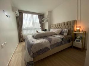 For RentCondoOnnut, Udomsuk : Condo for rent at Artemis Sukhumvit 77, 2 bedrooms, corner room, only 2 minutes from BTS On Nut.