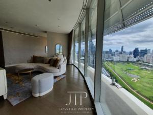 For RentCondoWitthayu,Ploenchit  ,Langsuan : *Premier Royal Sports Club view for 109sqm 2bed at Magnolias Ratchadamri*