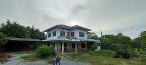 ขายบ้านอ่างทอง : บ้าน 2ชั้น พร้อมที่ดิน ติดต่อมาก่อนได้